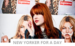 New Yorker for a Day