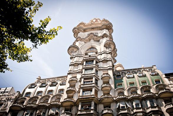 Buenos Aires, Argentina, Palacio Barolo, Divine Comedy