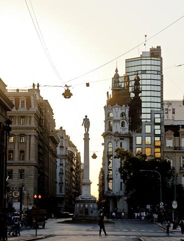 Buenos Aires, Argentina, San Martin, Theater Colon