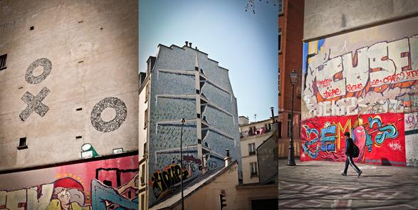 Canal st Martin, Paris, France, Travel