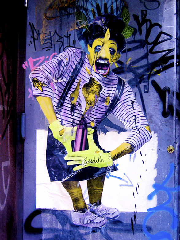 graffiti, urban art, street art, NY, Soho