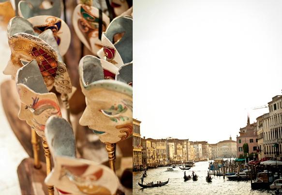 Venice, Italy, Carnival, Travel, masks