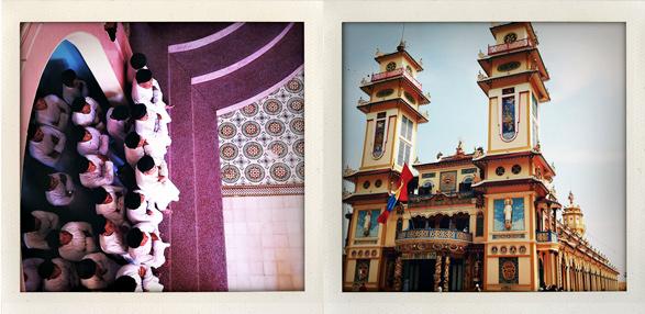 vietnam, travel, polaroids, ho chi minn, hanoi, hoian, sapa