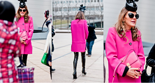 anna della rosso fashion week