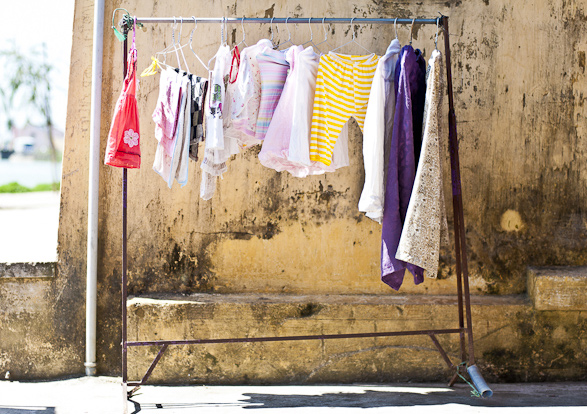 Intimacy under the Wires, Laundry, Travel, Vietnam, Hanoi, Sapa, Saigon, Ha lomh bay