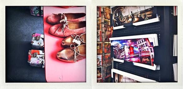 Paris, France, Travel, My Life in Polaroids, Montparnasse,