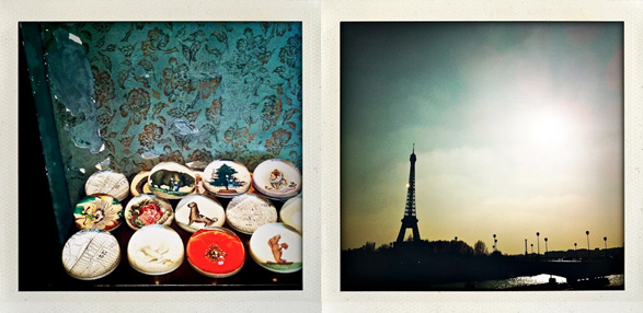 Paris, France, Travel, My Life in Polaroids, Montparnasse,
