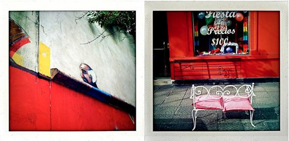 buenos aires, argentina, Travel, graffiti, polaroids