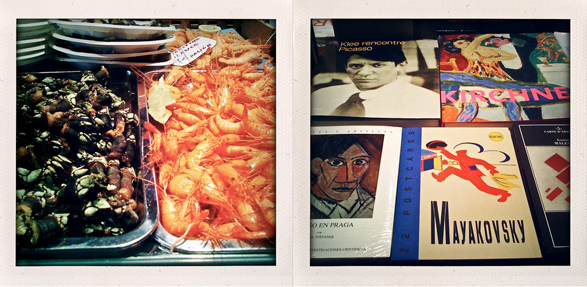 Madrid, Travel, My life in Polaroids, Spain