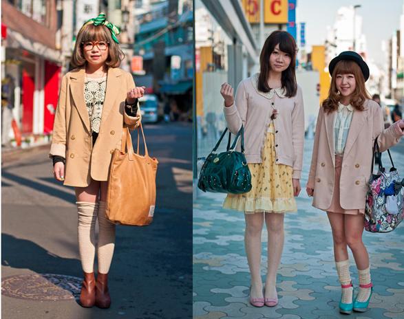 harajuku, Tokyo, Japan, Girls, Fashion