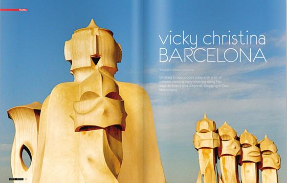 barcelona, travel, spain