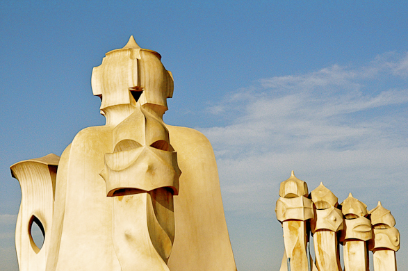 Barcelona, Spain, Travel, Gaudi