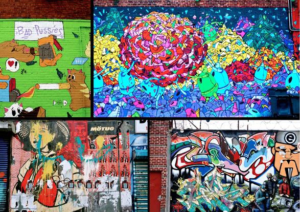 new york, manhattan, street art, urban art, graffiti
