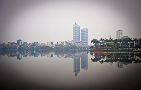 Hanoi, Vietnam, Tran Quac Pagoda