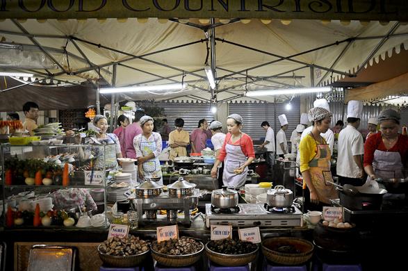 Vietnam, Travel, Street Food, Ho Chi Minn
