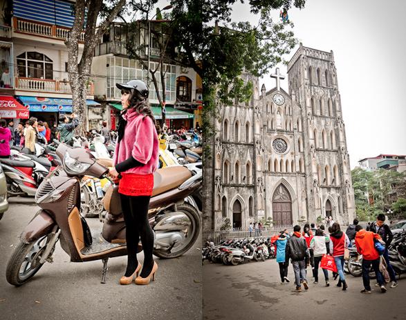 Hanoi, Vietnam, Travel, Tet Holiday, Old Quarter