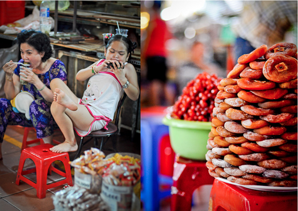 Vietnam, Travel, Street Food, Ho Chi Minn