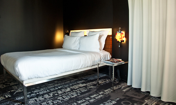 Paris, France, Travel, Design, Life Style, Mama Shelter Hotel