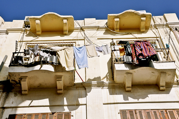 Laundry, Intimacy under the Wires, Jaffa, Travel, Israel, Tel Aviv