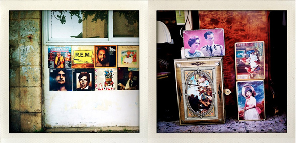 Tel Aviv, My Life in Polaroids, Travel