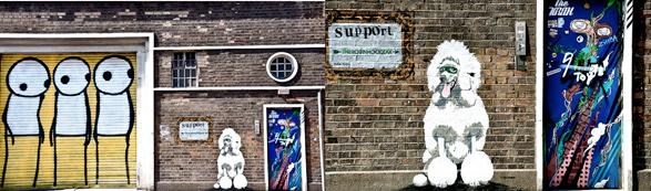 london, england, graffiti, hoxton, Old Street