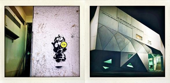 Tel Aviv, My Life in Polaroids, Travel