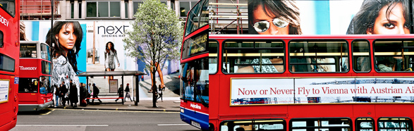 London, Travel, Oxford Street, Olympic games