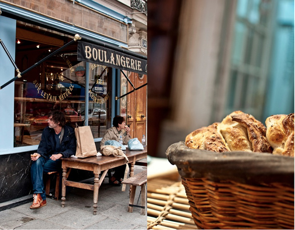 Paris, Travel, France, Bakery, Du pain et Des Idees