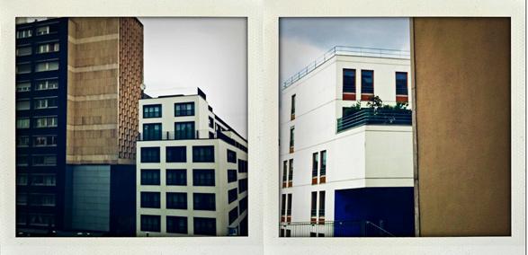 Paris, France, Travel, My life in Polaroids