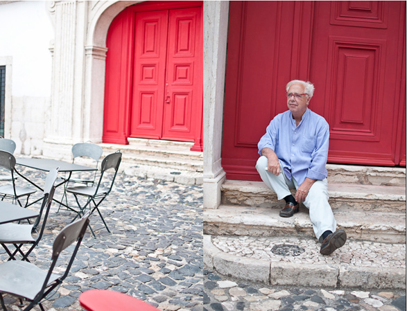 Lisbon, Portugal, Palacio Belmonte, Travel, Leisure, Lifestyle, Design, Red Doors
