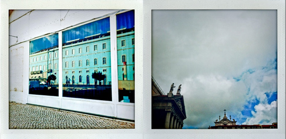 Lisbon, Portugal, My life in Polaroids, Travel