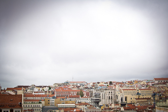 Rooftop, Travel, Photography, Lisbon