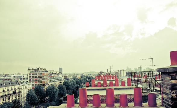 Rooftop, Travel, Photography, Paris