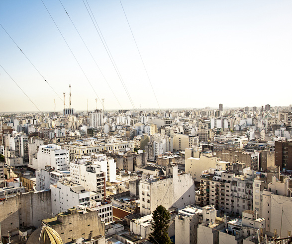 Rooftop, Travel, Photography, Buenos Aires