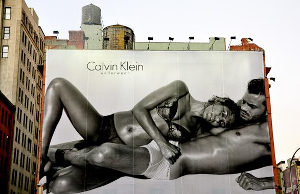 Broadway Lafayette, New York, Calvin Klein