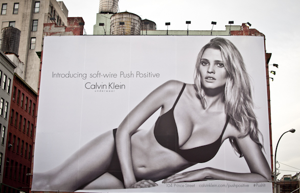 New York, Calvin Klein, Soho