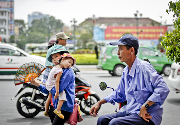 Travel, Vietnam, Ho Chi Minh, Why we Travel