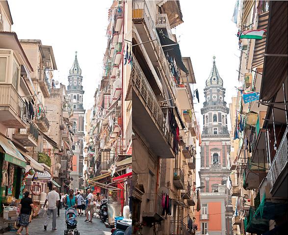 Napoli, Naples, Italy, Travel