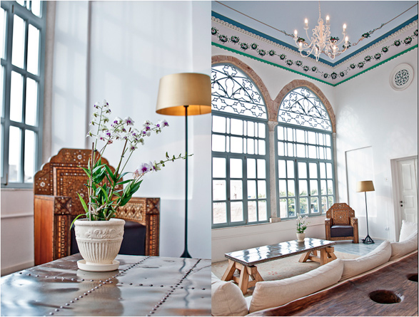 Efendi Hotel, Acre, Israel, Travel, Design, Lifestyle