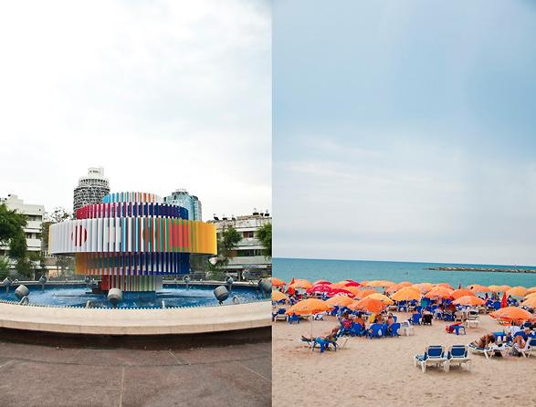 Tel Aviv, Israel, Travel, Sunny Weather, Beach