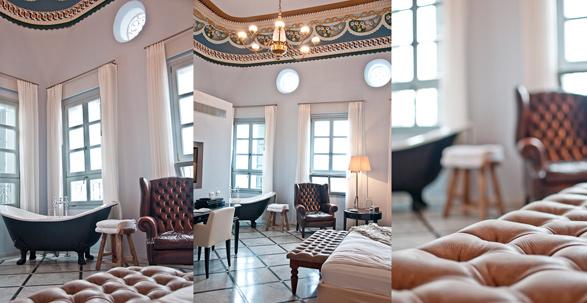 Efendi Hotel, Design, Lifestyle, Israel, Acre