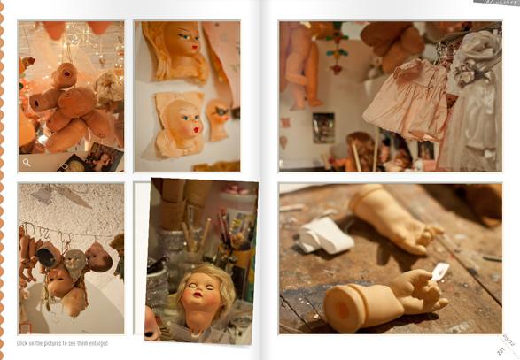 SisterMag, Naples, Napoli, Ospedale della Bambole, Dolls