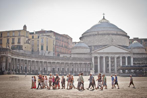 Napoli, Travel, New Year