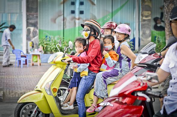 Vietnam, Travel, New Year