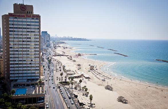 Tel Aviv, Travel, New Year