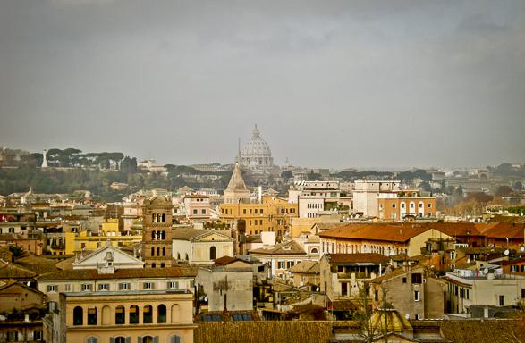 Rome, Travel, New Year