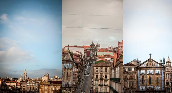 Igreja dos Congregados, Porto, Portugal, Travel