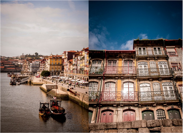 Porto, Portugal, Travel