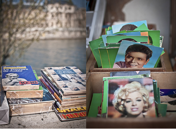 Vintage Books, Paris vs Tel Aviv