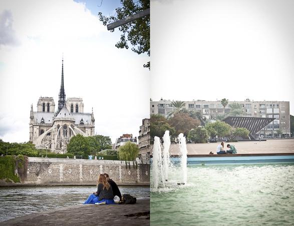 Young Love  Notre Dame vs. Rabin Square